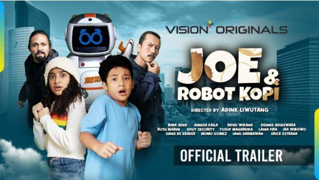 Joe dan Robot Kopi